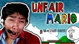 Unfair Mario: El juego mas difícil del mundo !!
