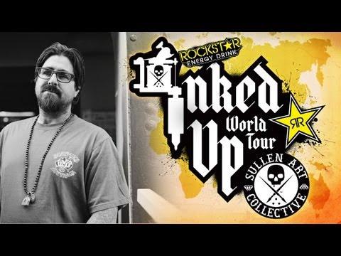 Artist Spotlight - Robert Atkinson- Inked Up Tour
