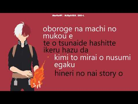 My Hero Academia S2 OP   Peace Sign Lyrics