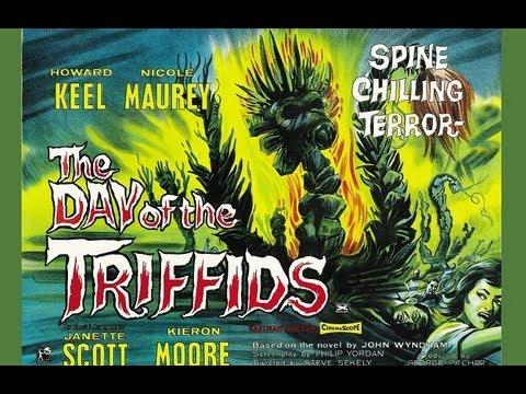 El día de los trífidos (1962, Steve Sekely - John Wyndham) español - película completa