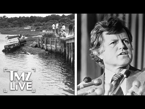 CIA Operative Says Ted Kennedy Didn't Know Mary Jo Kopechne Was in the Car  TMZ Live