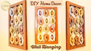 Wall Hanging Decoration | Unique Wall Hanging | wall hanging craft ideas | craft idea for home decor