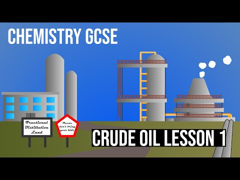 Crude Oil Lesson 1 - Crude Oil, Hydrocarbons and Alkanes