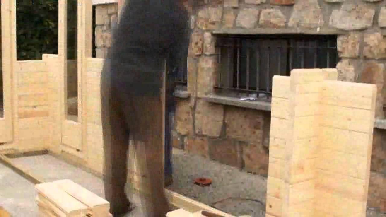 P rgolas y garajes de madera en sevilla ja n y granada youtube - Pergolas de madera en sevilla ...