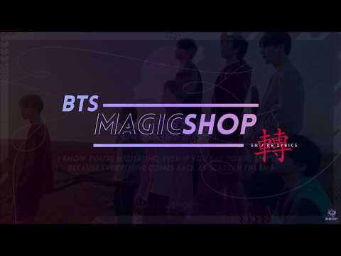 BTS (방탄소년단) - Magic Shop Lyrics