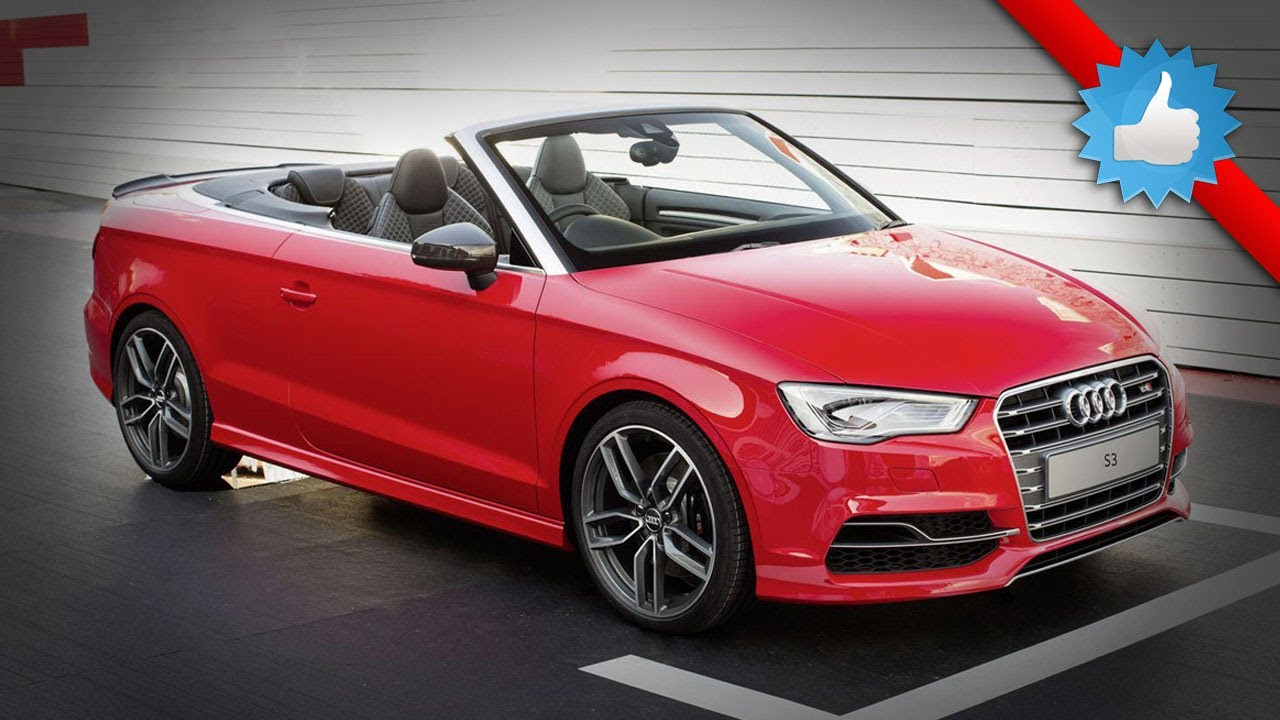 customized audi a1 sportback and s3 cabrio at worthersee 2014 youtube. Black Bedroom Furniture Sets. Home Design Ideas