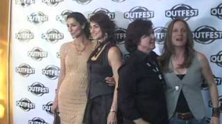 An OUTFEST MINUTE with Jane Lynch and more!