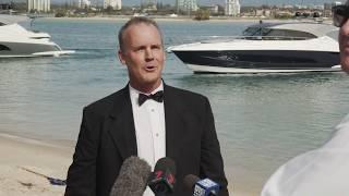 Boat Show: Riviera Platinum Edition Launch