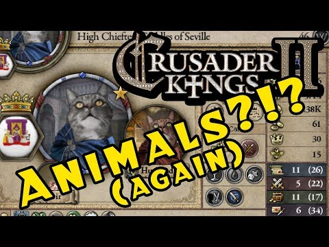 Let's Play a Little: Crusader Kings 2 - Nordic Buddhist...Cats?