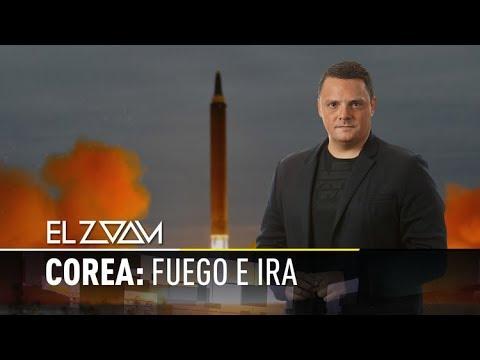 El Zoom de RT: Corea: fuego e ira