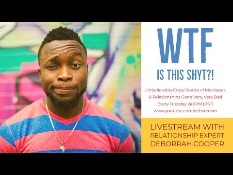 WTF? TUESDAY Dating Relationship Advice Questions & Answers Live Stream    1/22/2019