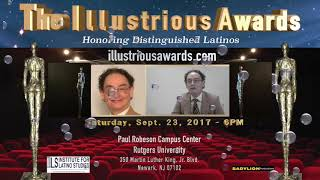 Illustrious Awards 2017 Recipients