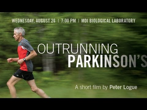 Outrunning Parkinson's