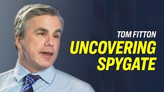 """Tom Fitton: Spygate """"The Worst Corruption Scandal in American History"""""""
