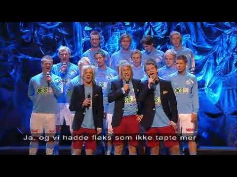 Raske Menn - Den ærlige fotballsangen
