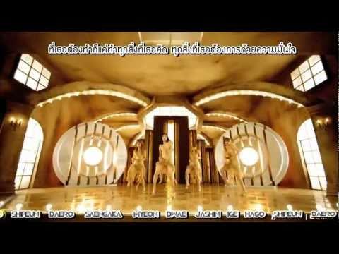 [MV] Secret  - Madonna[with karaoke+THsub]