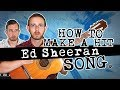 How To Make a Hit ED SHEERAN Song