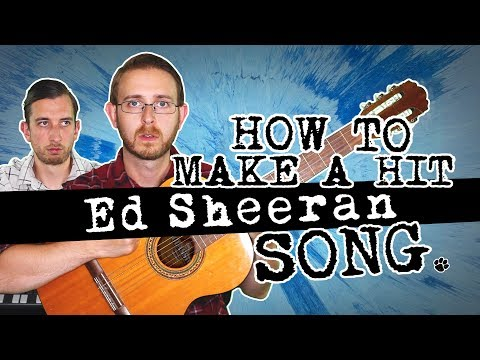 Jim Conner -  Video: How To Make a Hit Ed Sheeran Song
