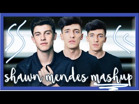 SHAWN MENDES MASHUP - 5 Songs 1 Guy - (Mercy,...