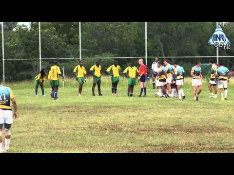 INM BBTV - RUGBY CURACAO VS ST. VINCENT