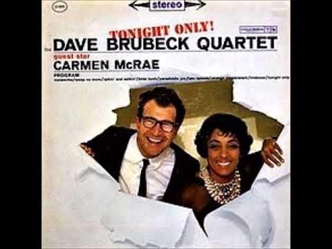 Carmen McRae and Dave Brubeck - Summer Song