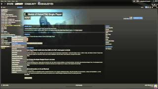 How To Get The Serial Key For Medal Of Honor, On Steam!
