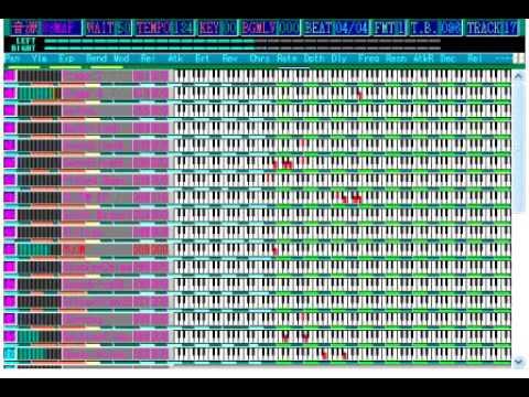 【MIDI】雨に消えたあいつ/伊藤智恵理