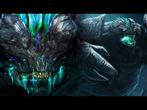 LEATHERBACK EXPLAINED - PACIFIC RIM KAIJU CATEGORY 4