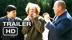 The Three Stooges Official Trailer #1 - Farrelly Brothers Movie (2012) HD