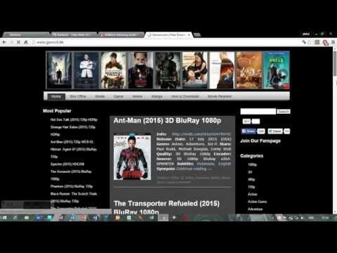 cara mudah download film di ganool tanpa iklan