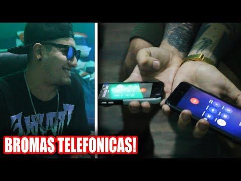 ¡JUNTANDO LLAMADAS! 😂 | BROMAS TELEFÓNICAS | JACOB VALENCIA