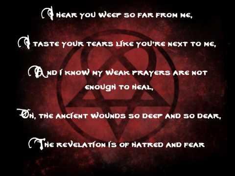 HIM - The Sacrament Lyrics