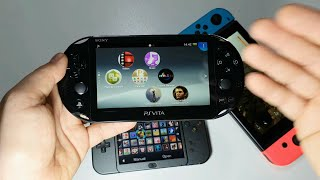 pS Vita Slim in 2020  Review and 5 min gameplay