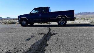 Buildings sway as 7.1 magnitude earthquake strikes California
