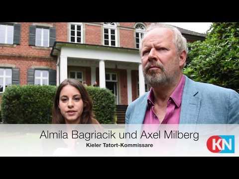 Das neue Kieler Tatort-Duo im Interview