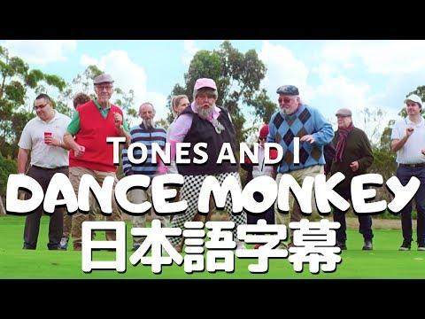 トーンズ・アンド・アイ「ダンス・モンキー 」【日本語字幕付き】