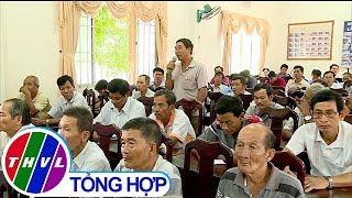 THVL | Đại biểu Quốc hội tiếp xúc cử tri 2 huyện Trà Ôn, Bình Tân