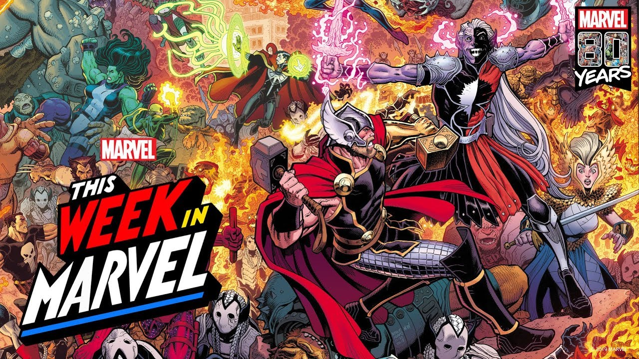 The War of the Realms: Everything You Need to Know!   This Week in Marvel