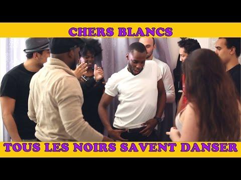Chers Blancs - Qu'on arrête de croire que tous les Noirs savent danser poster