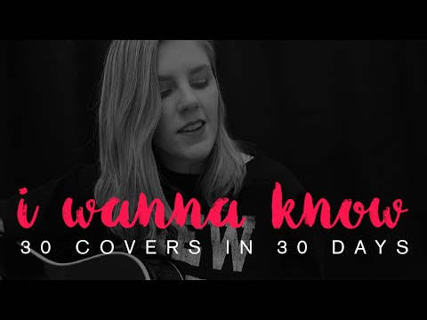 I Wanna Know x Alesso feat. Nico & Vinz | cover