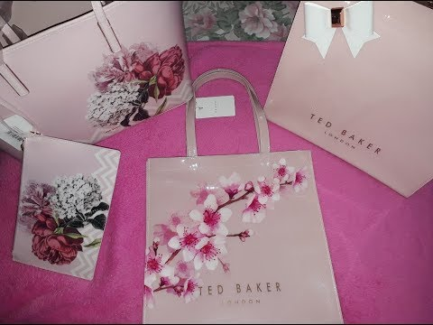 Bags - Unboxing Ted Baker