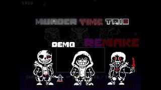 Murder Time Trio Phase 1 Remake (Inf Hp) Demo