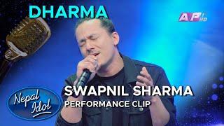 Dharma-The Shadows Nepal   Kevin Glan Tamang   Nepal Idol Season 3   AP1HD