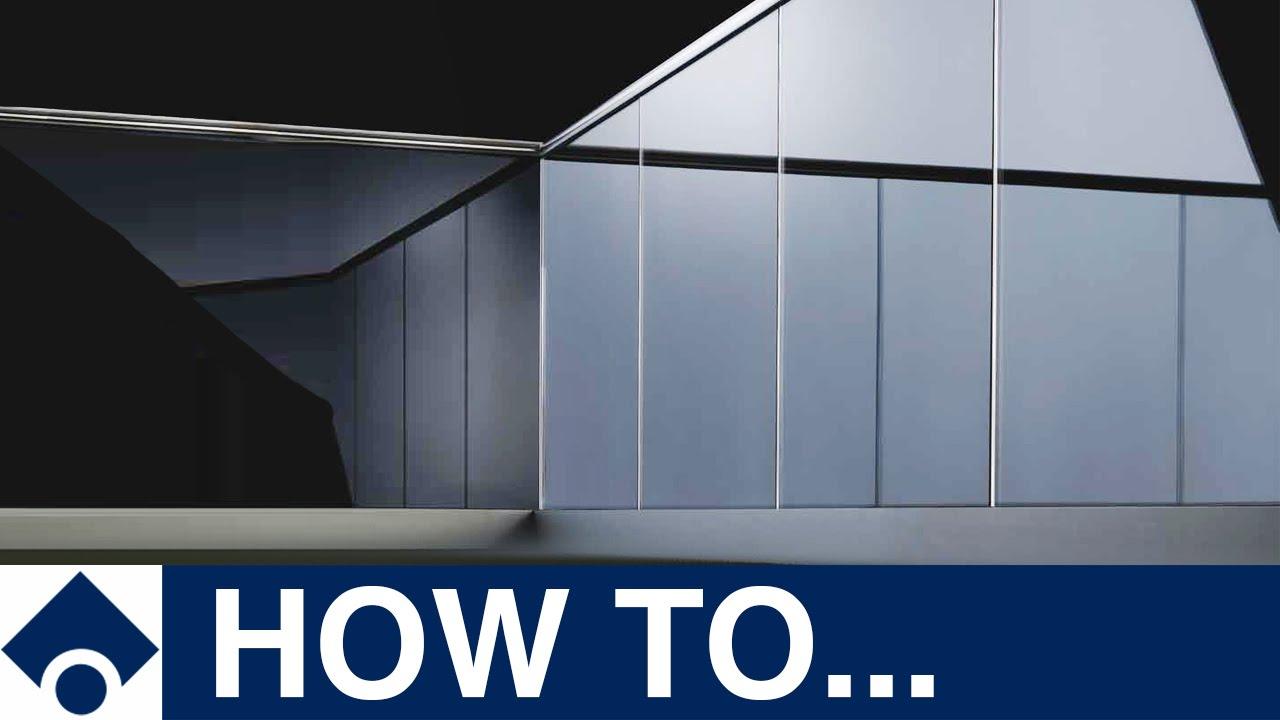 q railing glass channel easy glass pro side mount. Black Bedroom Furniture Sets. Home Design Ideas