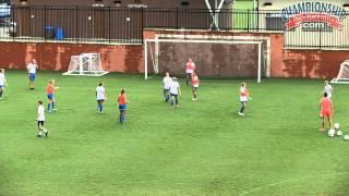 All Access Florida Soccer Practice Pt. 4