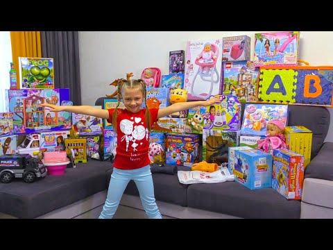 Обзор игрушек с Ярославой | Игрушки для детей | Tiki Taki Cook