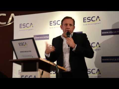 ESCA Conférence Design Management DesignThinking