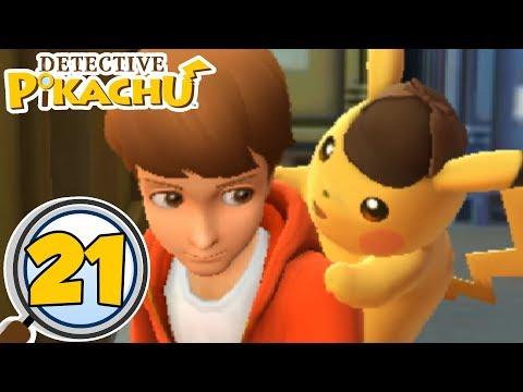 "Detective Pikachu - ""Find The Warehouse!"" | Episode 21! [Chapter 7 100% Walkthrough]"