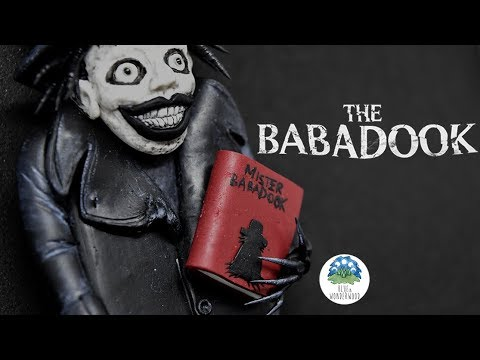 The Babadook - Halloween Collaboration 2017 - Polymer Clay Tutorial