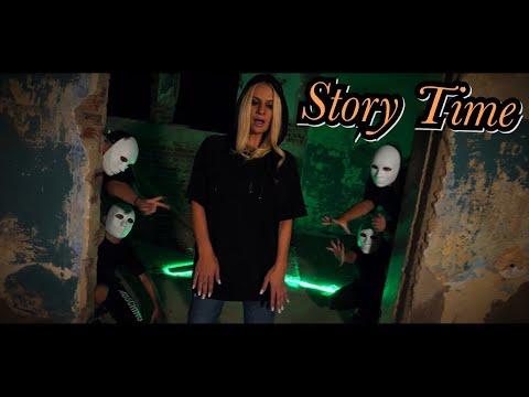 STORY TIME - FAMOUS TOLI / KRISTINA EKOU - Official Music Video